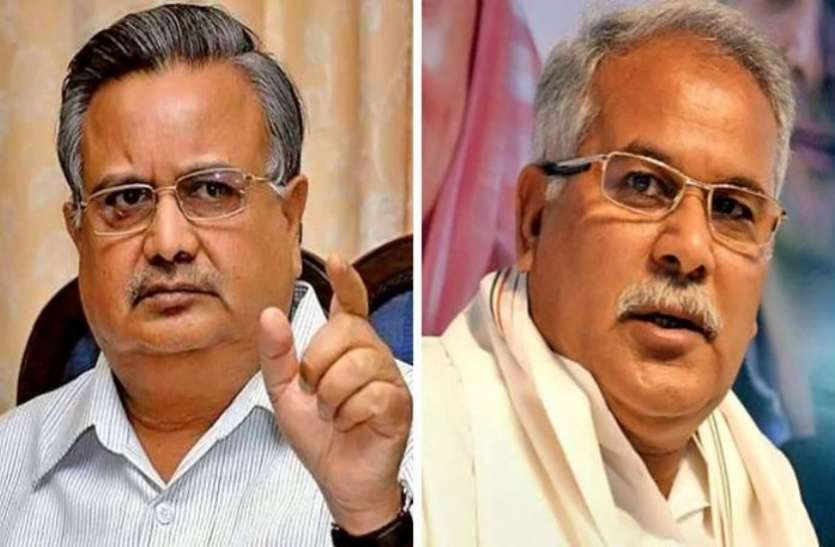 raman-singh-first-check-account-of-his-tenure-cm