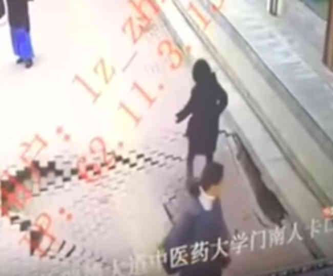 watch-video-how-a-sinkhole-swallows-woman-in-china